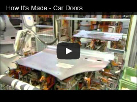 how car doors are made